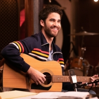 Photo Flash: Get a First Look at Darren Criss in Quibi's ROYALTIES Photos