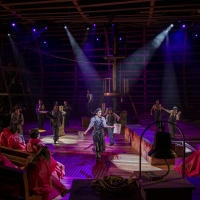 Photo Flash: Dave Malloy's MOBY-DICK Sets Sail At American Repertory Theater Photos