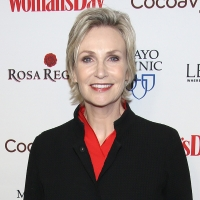 Jane Lynch Remembers Naya Rivera on THE TODAY SHOW Photo