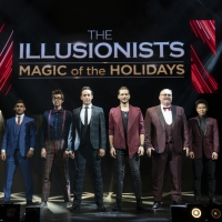 Photo Flash: Take a Look at Production Photos From THE ILLUSIONISTS - MAGIC OF THE HO Photo