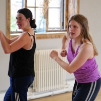 Photo Flash: In Rehearsals with The Hiccup Project's LOVELY GIRLS