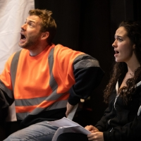 Photo Flash: Inside Rehearsal For ESCAPE FROM PLANET TRASH at Pleasance Photo