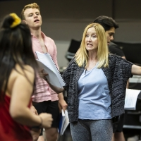 Photo Flash: Inside Rehearsal For HEATHERS in the West End