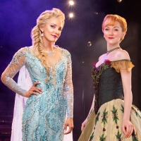 Photo Flash: First Look at FROZEN's National Touring Cast; Plus Go Inside Rehearsal! Photos