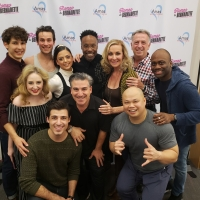 Photo Flash: Billy Porter Visits ROMEO & BERNADETTE Off-Broadway Photo