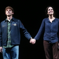 Photo Coverage: Mary-Louise Parker & Will Hochman Celebrate Opening Night of THE SOUND INSIDE Photos