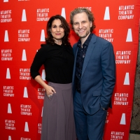 Stephanie J. Block and Sebastian Arcelus Share Their Love Story, Chat With Special Gu Photo