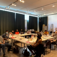 Photos: Inside First Rehearsal For TONI STONE at Arena Stage