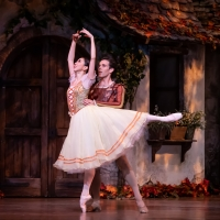 Photo Flash: First Look at Houston Ballet's GISELLE Photos