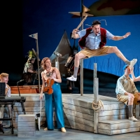 Photo Flash: First Look at York Theatre Royal's SWALLOWS & AMAZONS Photo