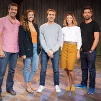Photo Flash: Meet the Cast of WHAT'S IN A NAME? UK Tour