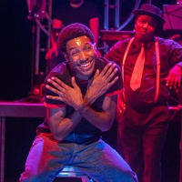 Photo Flash: First Look At PASSING STRANGE At Firehouse Theatre