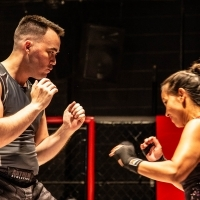 Photo Flash: GIRL IN THE RED CORNER At Know Theatre Photos