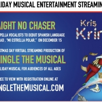 Straight No Chaser To Debut 'Mi Estrella Polar' For KRIS KRINGLE THE MUSICAL Photo