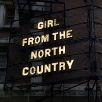 Up on the Marquee: GIRL FROM THE NORTH COUNTRY Moves Into The Belasco Photo