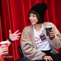 Photo Flash: Eva Noblezada Hosts Broadway Workshop Master Class