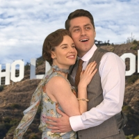 Photo Flash: First Look At Philip Bertioli And Rebecca Jayne Davies in SINGIN' IN THE Photo