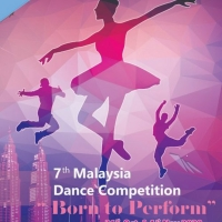 The 7th Malaysia Dance Competition Takes Place October 31-November 1 Photo