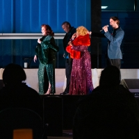 Photo Flash: ZACH Theatre Presents Songs Under the Stars: A ROCKIN' HOLIDAY CONC Photos