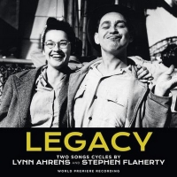 Lynn Ahrens and Stephen Flaherty Will Release Two Song Cycles on 'Legacy' Album Photo