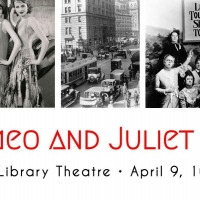 Old Library Theatre Presents ROMEO AND JULIET 1921 Photo
