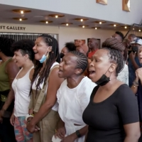 Photos and Video: Watch THE LION KING Cast Reunite to Sing 'The Circle of Life' on Fi Photo