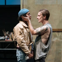 Photo Flash: First Look at BOTTICELLI IN THE FIRE at Hampstead Theatre Photo