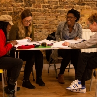 Photo Flash: Take a Look Inside Rehearsals for the UK Tour of SEEDS Photos