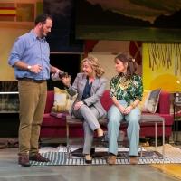 Photo Flash: Take a Look at Photos From GOD OF CARNAGE at Redhouse Photo