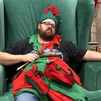 Photo Flash: Meet Crumpit From THE SANTALAND DIARIES At Hatbox Theatre Photo