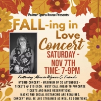 FALL-ING IN LOVE CONCERT Comes to the Palmer Opera House Photo