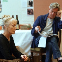 Photo Flash: In Rehearsal with the National's HANSARD