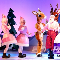 Photo Flash: RUDOLPH THE RED-NOSED REINDEER: THE MUSICAL is Heading to Shea's Buffalo Theatre