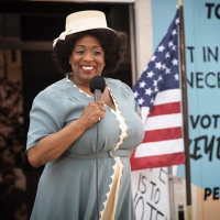 Photo Flash: Goodman Theatre Presents FANNIE LOU HAMER, SPEAK ON IT! Photos