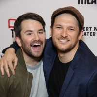 Drew Gasparini to Launch New Podcast Featuring Alex Brightman, Colton Ryan, Kathryn Gallag Photo
