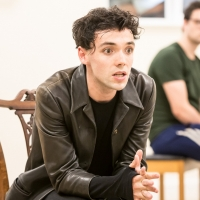 Photo Flash: Inside Rehearsal For the UK Premiere of PRELUDES