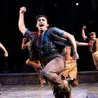 Arena Stage NEWSIES Grants Teen Dancer's Wish To Perform In A Broadway Musical