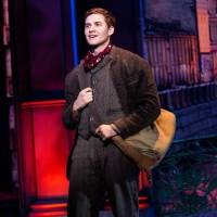 Photo Flash: First Look at Jake Levy as Dmitry in the National Tour of ANASTASIA Photos