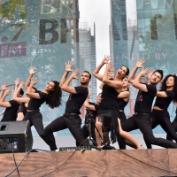Photos: Broadway in Bryant Park Returns with the Casts of DEAR EVAN HANSEN, SIX, DIANA and Photo