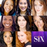 Chicago Company Of SIX Will Reprise Roles In American Repertory Production Photo