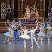 New National Theatre Presents THE SLEEPING BEAUTY Photo