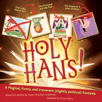 HOLY HANS! Encore Production Announced from Royal Family Productions Photo
