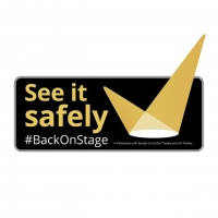 Society of London Theatre and UK Theatre Launches the SEE IT SAFELY Campaign Photo