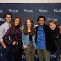 Photo Coverage: FROZEN's First National Tour Gets Read to Hit the Road! Photos