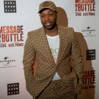 Photo Flash: Elaine Page, Todrick Hall and More Attend MESSAGE IN A BOTTLE Opening Night at Peacock Theatre