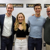 Photo Flash: Meet the Cast of SEESAW at Theatre Row Photos