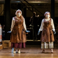 Photo Flash: Pittsburgh Opera Presents Live Indoor Performances of COSI FAN TUTTE
