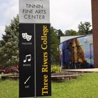 Tinnin Fine Arts Center atThree Rivers College Will Undergo Renovations Photo