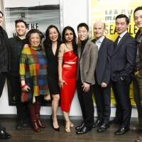 Photo Flash: Opening Night of Lincoln Center Theater/LCT3's THE HEADLANDS Photos