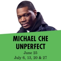 SATURDAY NIGHT LIVE's Michael Che Will Perform MICHAEL CHE UNPERFECT at Carolines on  Photo